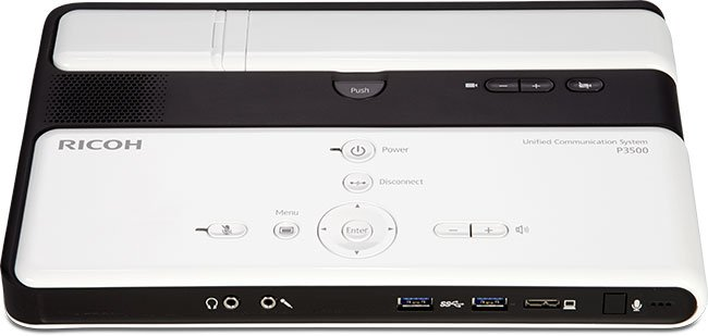 Ricoh unifiedcommunicationsystemp3500