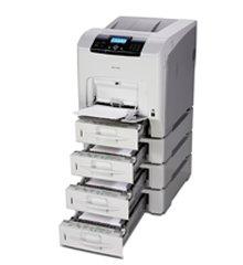 Ricoh Aficio spc430dn color laser printer