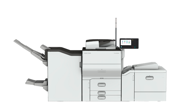 Color Production Systems - SaraMana Business Products Ricoh Pro C5200 big