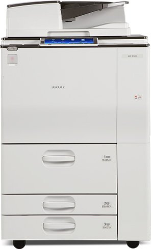 Ricoh MP 6503 SP is available at SaraMana Business Products of Sarasota & Manatee